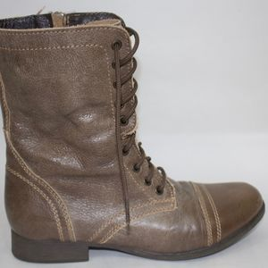 Steve Madden women's boots Troopa brown size 8.5
